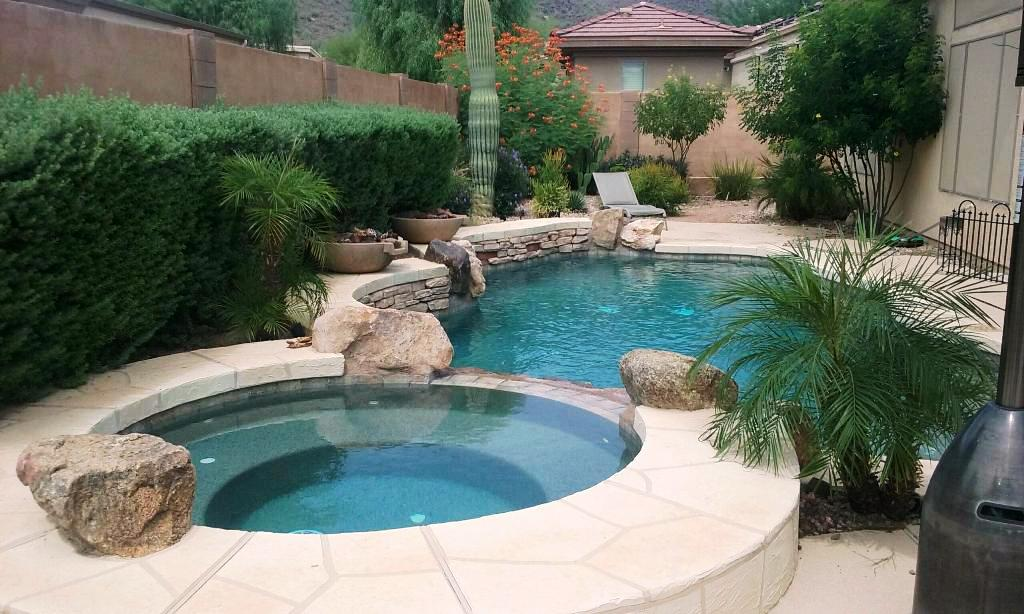 Looking for a pool maintenance cost? call 602-363-0067
