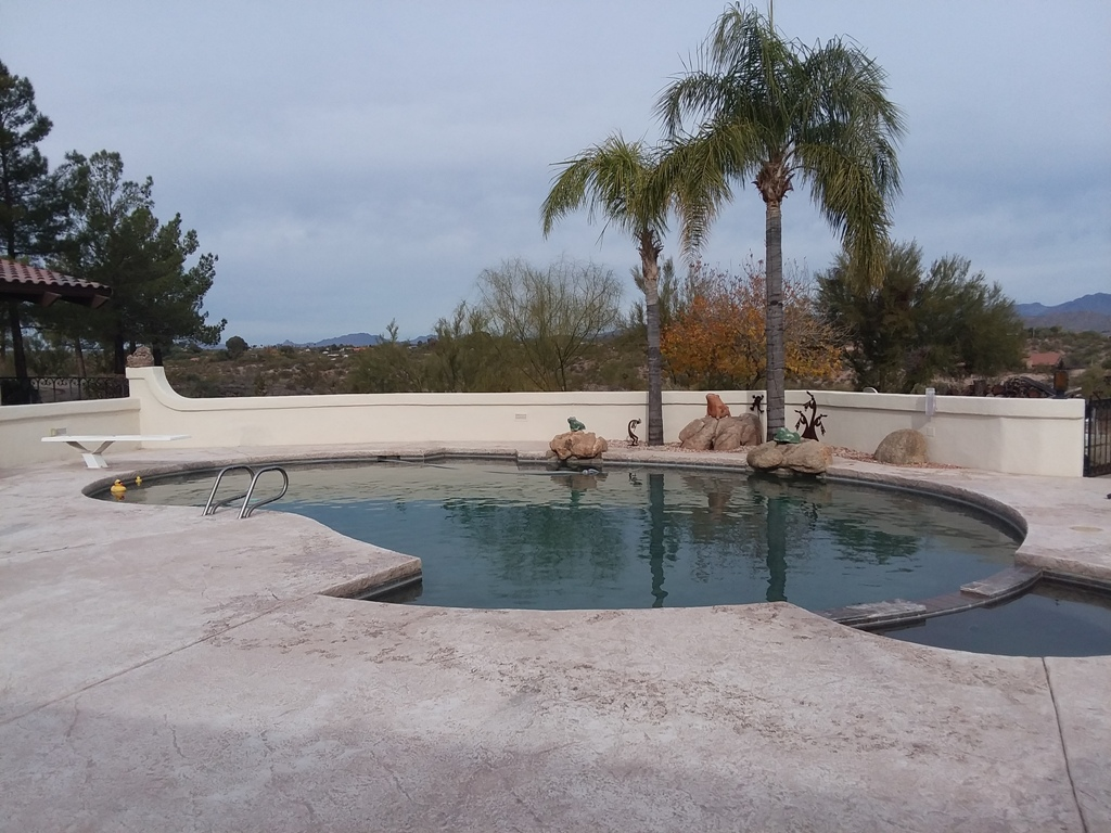 Sparkling Oasis Pool and Spa services testimonials