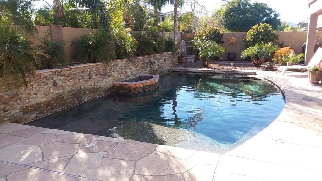 winter pool service in surprise az