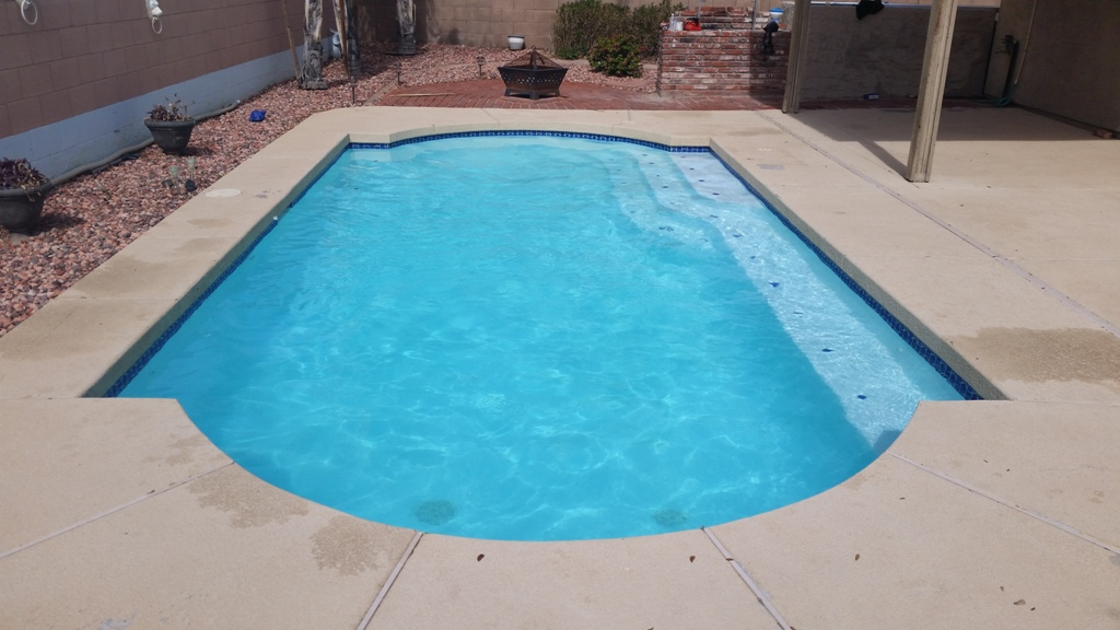 Winterizing your Arizona pool