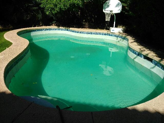 Acid wash pool in Surprise AZ Sparkling Oasis Pool 1
