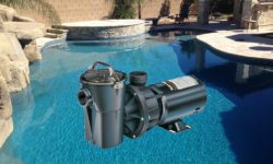 pool built by SuperpoolsAZ - running your pool pump Sparkling Oasis